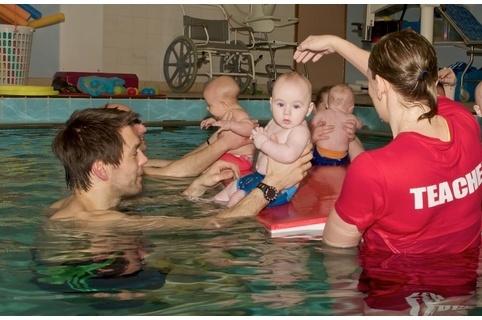 teaching water safety