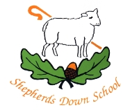 Shepherds Down School logo