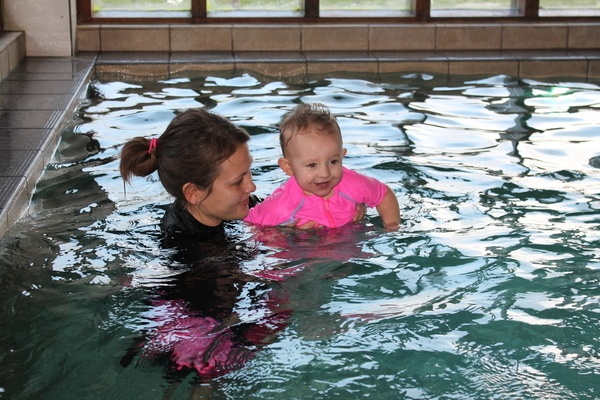 swimming teaching lymington hampshire uk