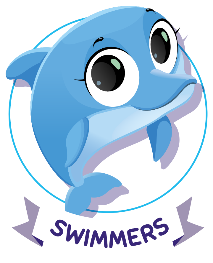 Completed Milestones Swimmers 2 Award