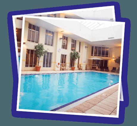 norton park hotel winchester swimming pool