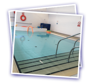 Baby and Preschool Swimming lessons in Winchester
