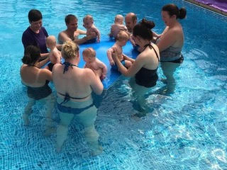 bishops waltham swimming lessons