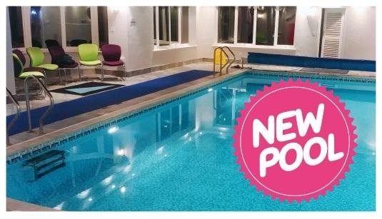 new cranleigh swimming pool