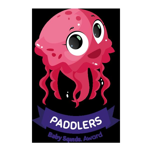 paddlers award