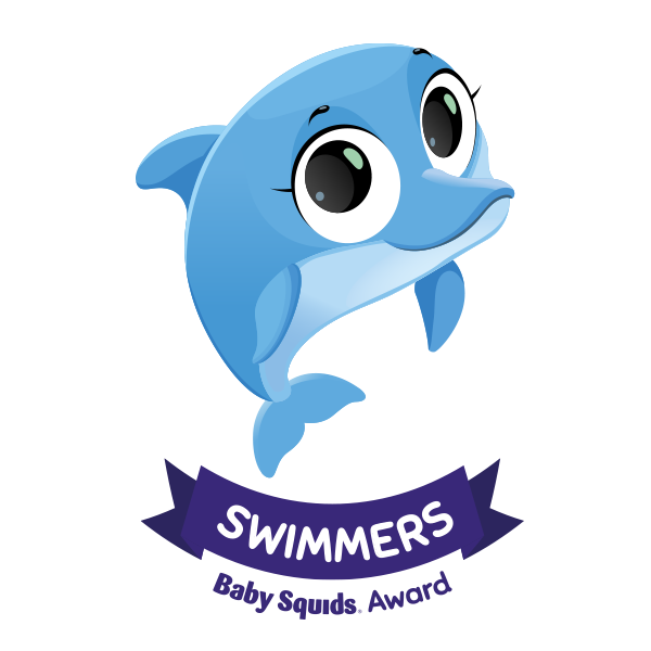swimmers award