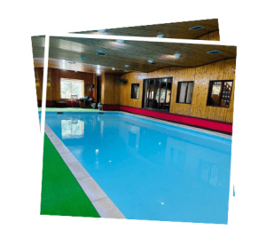 chudleigh old chapel swimming pool