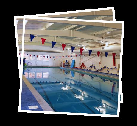 West Hill Park School Titchfield swimming pool
